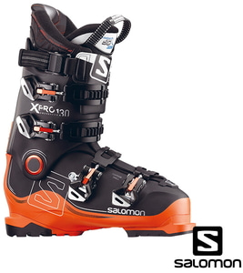살로몬 스키 부츠 17/18 [SALOMON] X PRO 130 Black/OR/Anthra