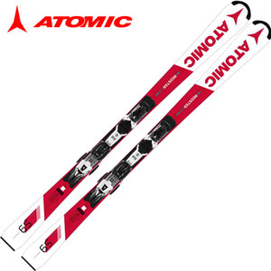 18/19 ATOMIC REDSTER S9 FIS M KOREA + X 16 VAR BLACK/WHITE