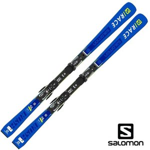 살로몬 1819 스키 플레이트SALOMON S/RACE RUSH GS P80 + X12 LAB