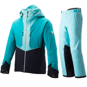 [DESCENTE] 데상트스키복세트DESCENTE S.I.O JACKET60+PANT40-MTQ
