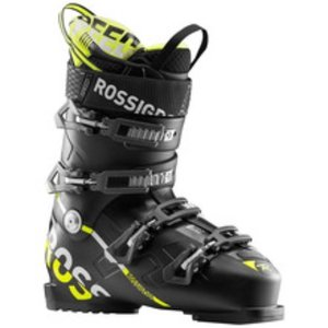 로시놀 스키 부츠 1819 ROSSIGNOL SPEED100 BLACK YELLOW LAST 104mm