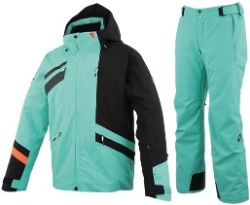 [19/20] ONYONE TEAM OUTER JACKET/PANTS ONP92450 MINT
