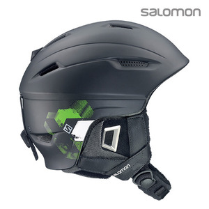 14/15 SALOMON RANGER C.AIR BLACK/GREEN